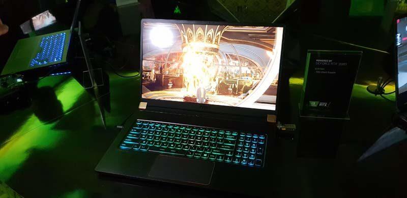 Nvidia Reveal New RTX Powered Laptops