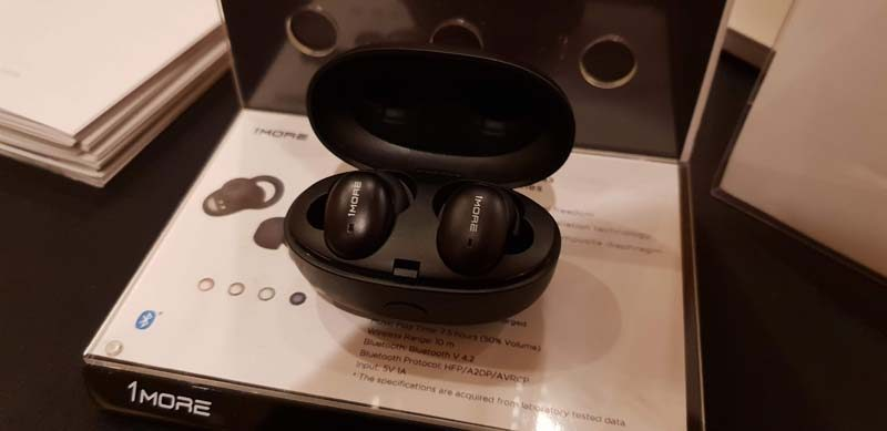 Hands-On With The 1MORE True Wireless In-Ear Headphones