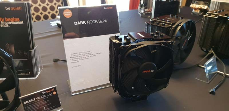 be quiet! Showcase Latest Cooling Hardware for 2019