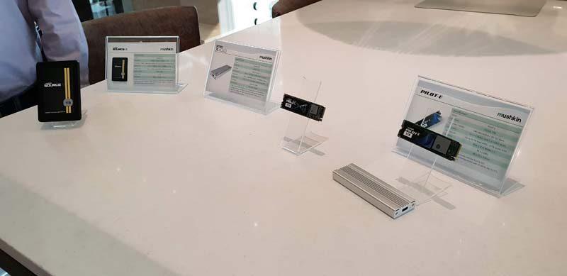 Mushkin Showcase Latest Memory Products