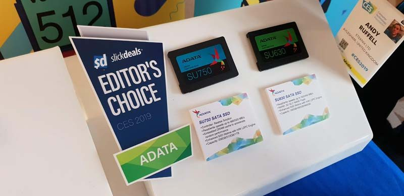 New ADATA Storage Devices Coming in 2019