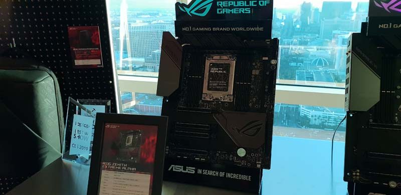 ASUS Alpha and Omega