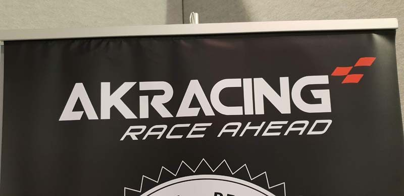 AKRacing Reveal New Chair Designs at CES 2019