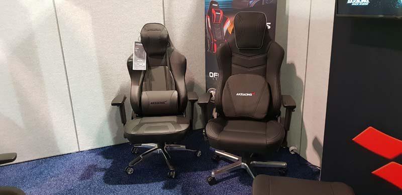 AKRacing Unleash Their Premium Office Chair Line