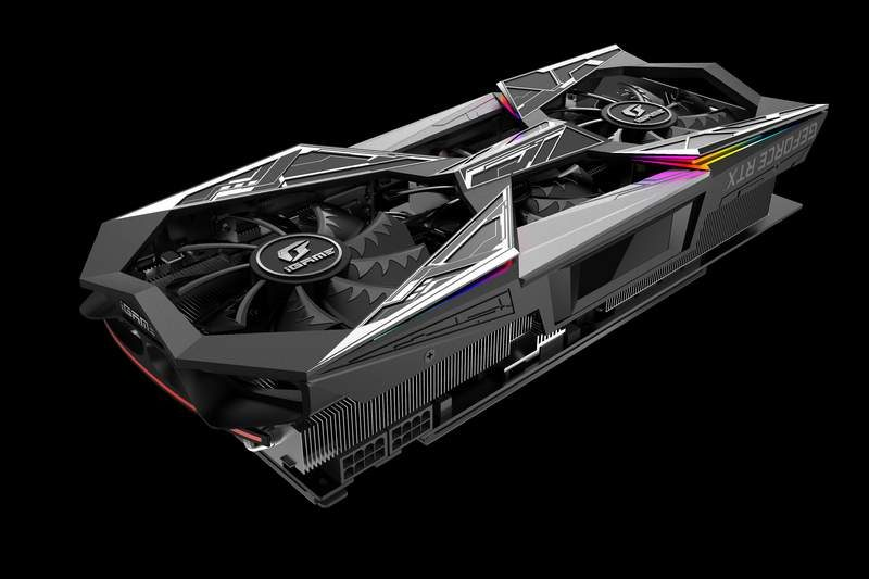 Colorful Launches iGame Series GeForce RTX 2060 Video Cards