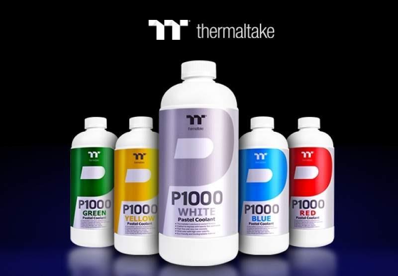 Thermaltake's Pastel Coolants Infringe on Mayhems Trademark