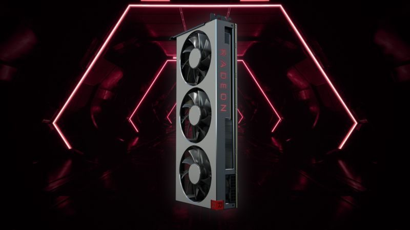 AMD Selling Radeon VII Directly at MSRP on Their Website