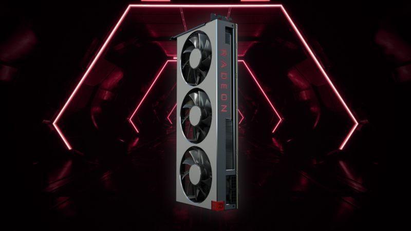 AMD Radeon VII Vega 20 GPU 7nm