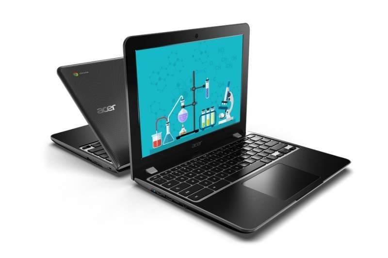 Acer Introduces Two 12-inch Chromebook Models