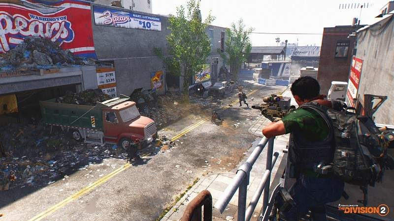 The Division 2 new 2 1