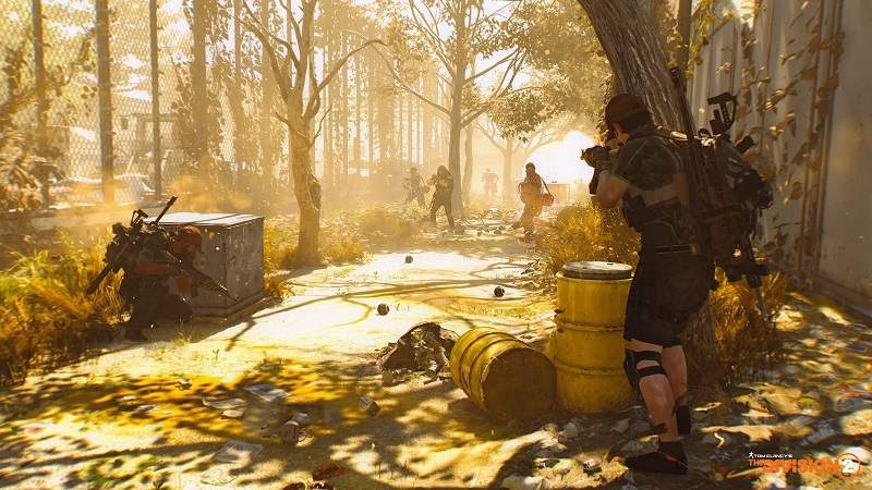 The Division 2 new 4
