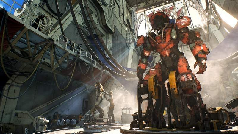 Anthem Will Not Run at 1080p 60fps on PS4 Pro or Xbox One