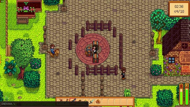 Stardew Valley Mod Adds Battle Royale Mode