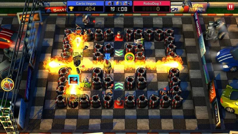 Blast Zone! Tournament is FREE to Keep via Steam Until Jan 16