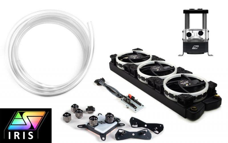 Swiftech Announces New Boreas Liquid Cooling Kits