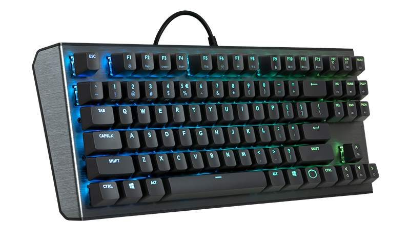 Cooler Master Debuts MK730 and CK530 Tenkeyless Keyboards