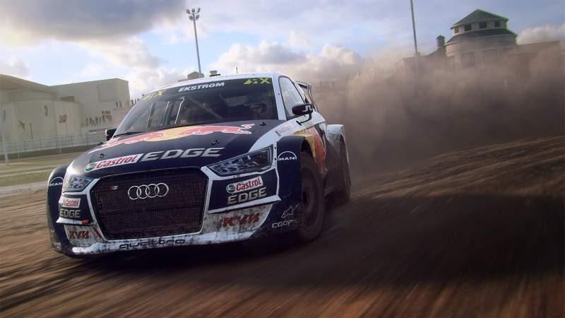New DiRT Rally 2.0 Trailer Reveals Rallycross Tracks
