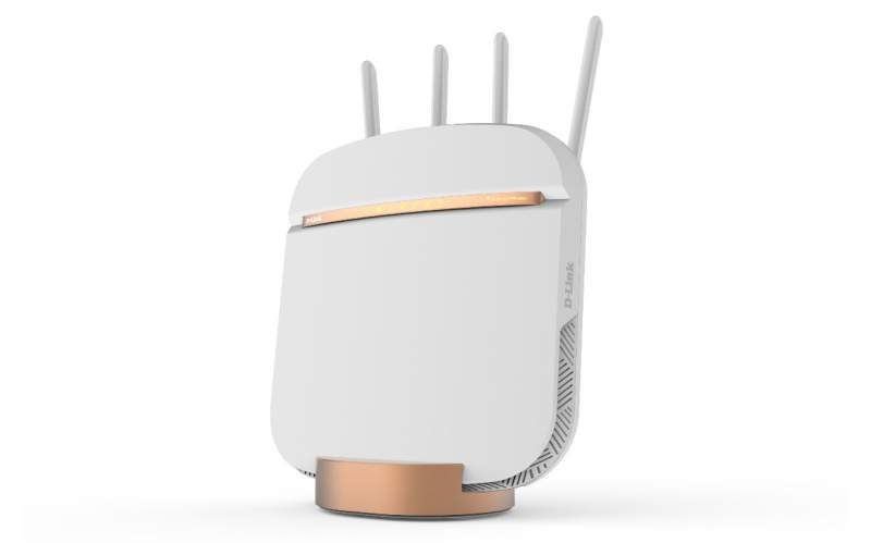 D-Link Brings 5G Tech to the Home with the DWR-2010 Router