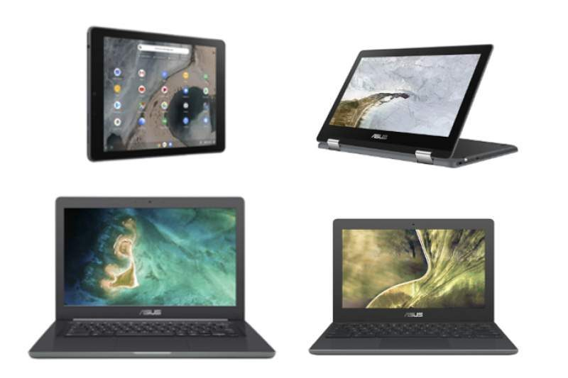 ASUS Announces the Chromebook Education Series