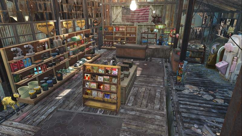 Next Fallout 76 Update Finally Enables Player Created Shops