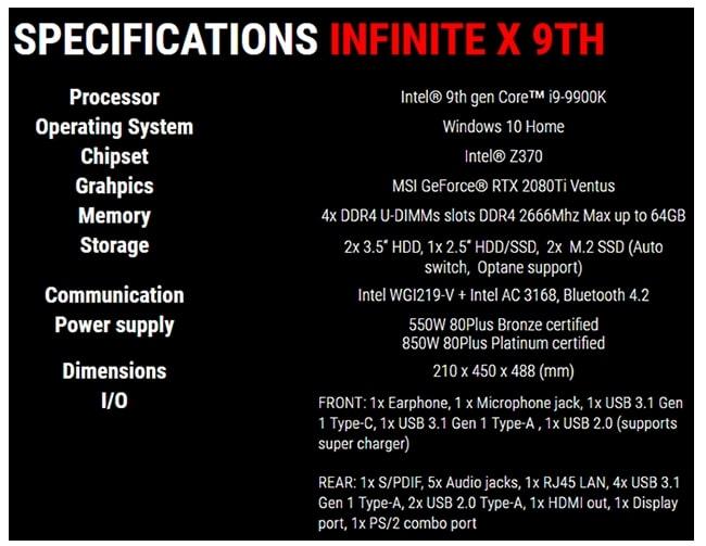 infinite x 9th 20190129 7