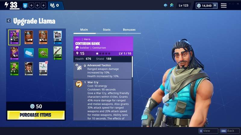 Fortnite's V-Buck Llamas Now Reveal Contents Before Buying