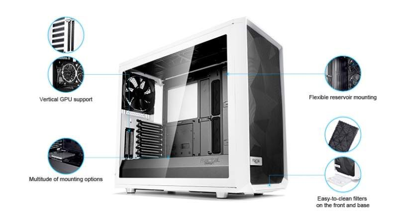 Fractal Design Introduces Meshify S2 EATX Chassis
