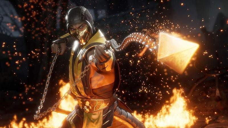 Mortal Kombat 11 Roster and Fatalities Revealed at Live Event