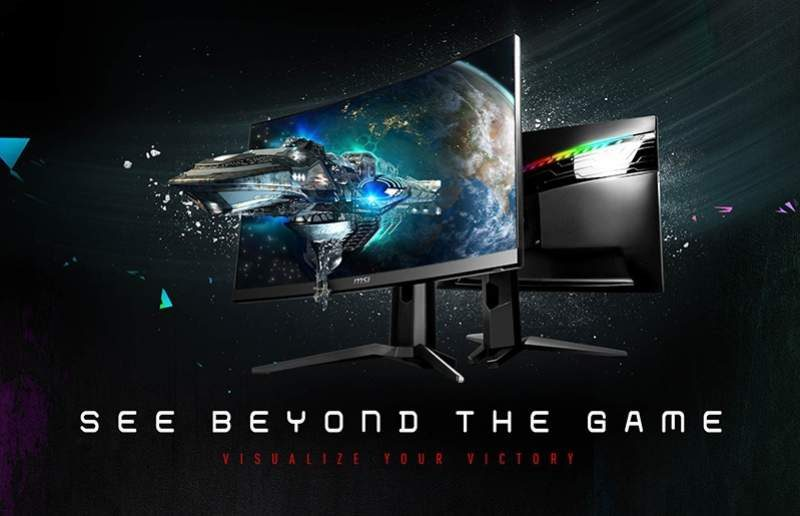 Almost All MSI Optix Monitors Now G-Sync Compatible
