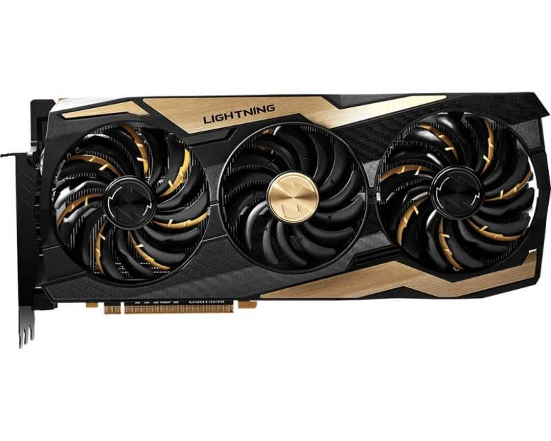 MSI Officially Launches the GeForce RTX 2080 Ti Lightning Z