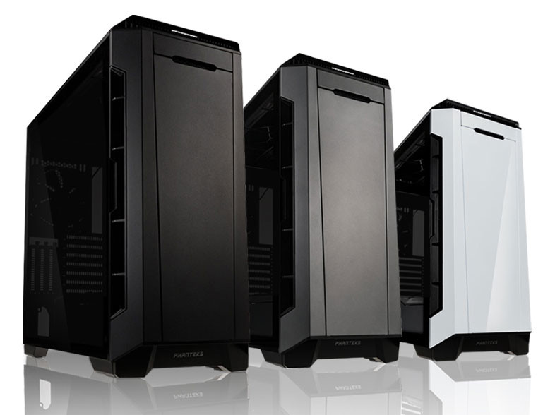 Phanteks Eclipse P600S Hybrid Chassis Now Available