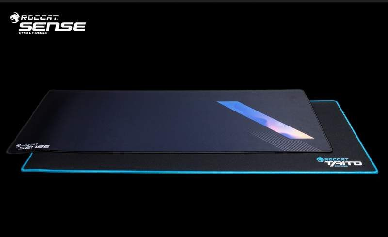 Roccat Announces Two New XXL-sized Mousepads