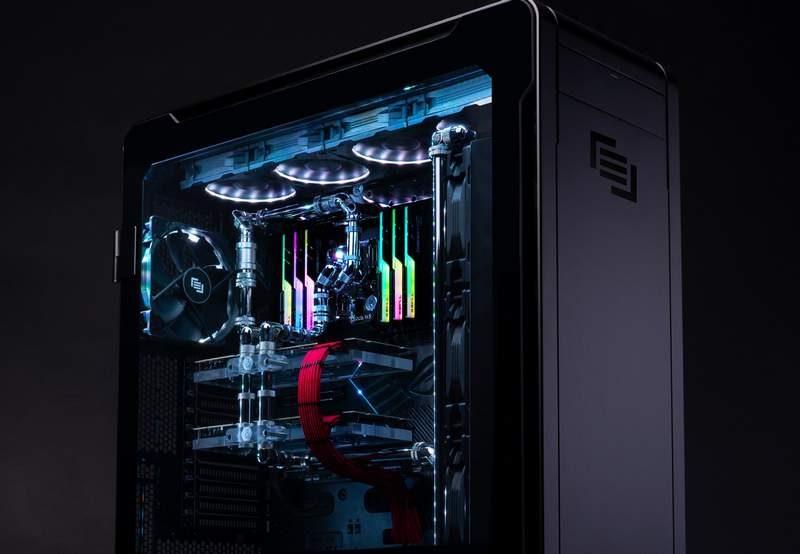MAINGEAR Announces RUSH ULTIMUS PC with Xeon W-3175X
