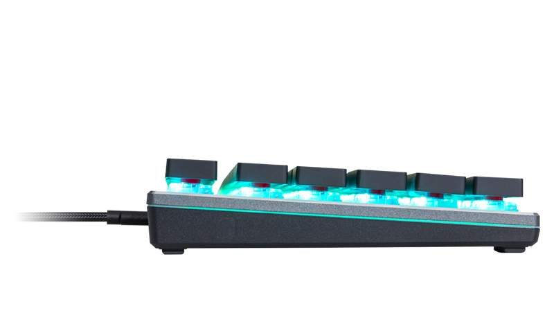 Cooler Master Launches Low Profile SK Series Mech Keyboards