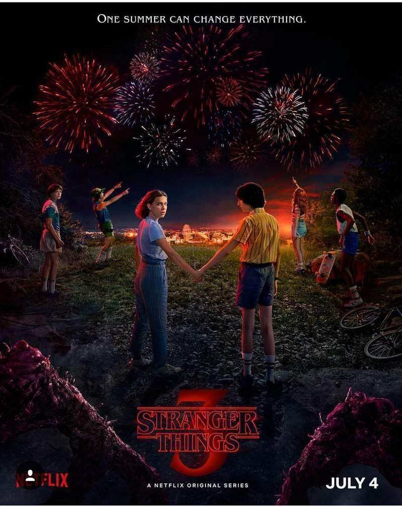 Stranger Things Season 3 Arrives on Netflix in July 2019
