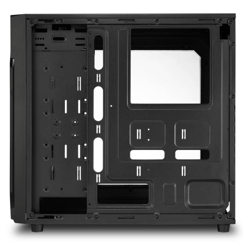 Sharkoon Launches VG6-W ATX Chassis Series