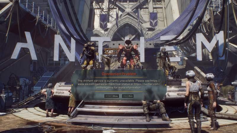 BioWare Addresses Anthem VIP Demo's Rocky Start