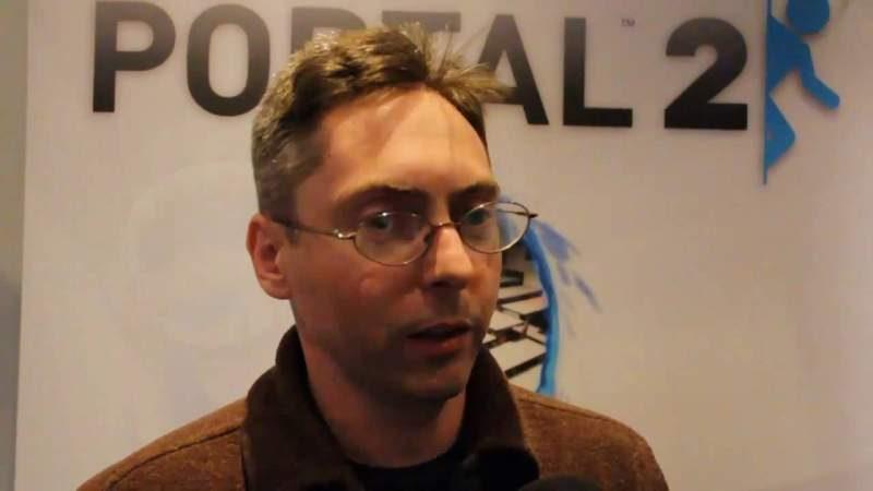 Half-Life 2 and Portal Writer Erik Wolpaw Rehired by Valve
