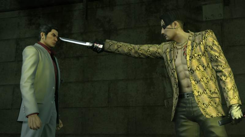 Yakuza Kiwami Heading to PC via Steam on February 19th
