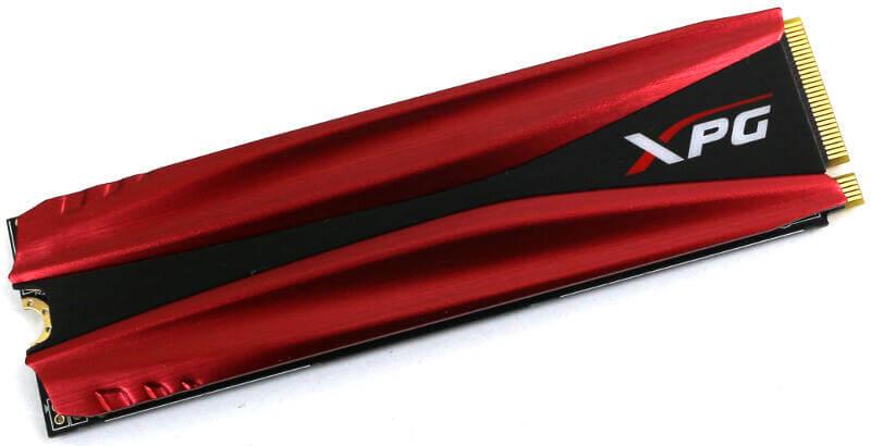 ADATA XPG GAMMIX S11 PRO 1TB Photo view angle 1