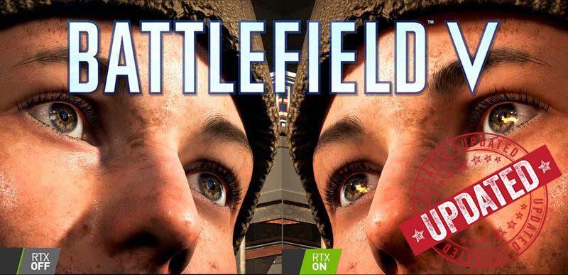 DLSS Patch Hitting Battlefield V Tomorrow!