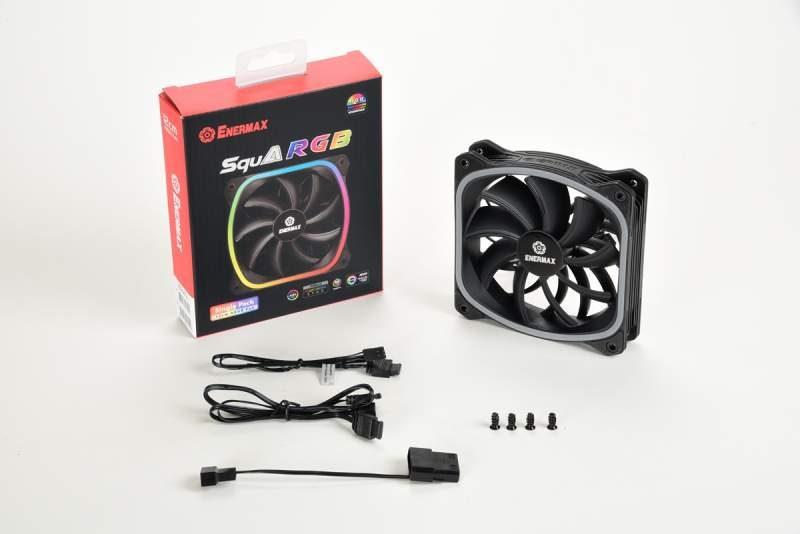 ENERMAX SquARGB Single Pack