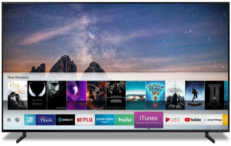 Samsung Smart TVs are Reportedly Pre-loaded with Antivirus