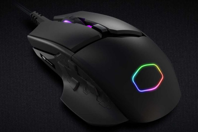 Cooler Master MM830 - OLED, RGB, D-PAD, And Beyond!