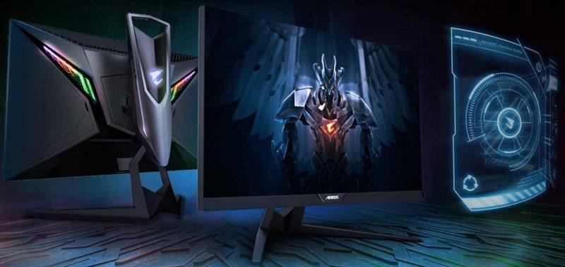 AORUS AD27QD Gaming Monitor Review