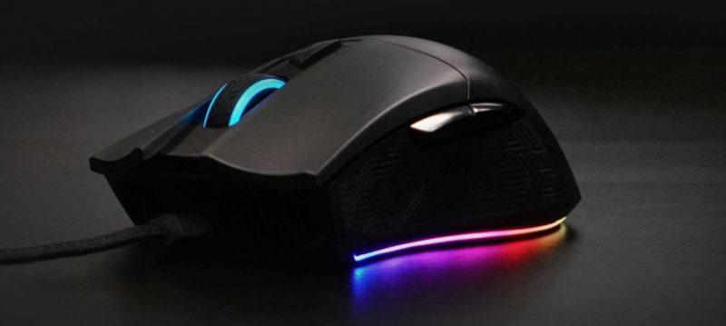 ASUS Gladius II Origin Gaming Mouse Review