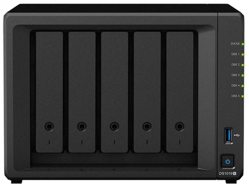 Synology DiskStation DS1019+ Available Now
