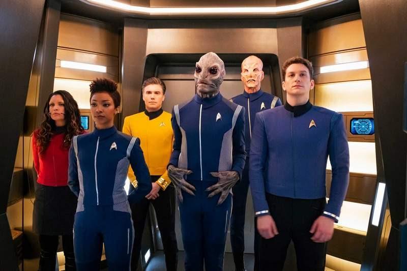 Star Trek Discovery Returns for Season 3 with New Showrunner