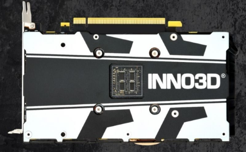 INNO3D GeForce GTX 1660 Ti Twin X2 Announced