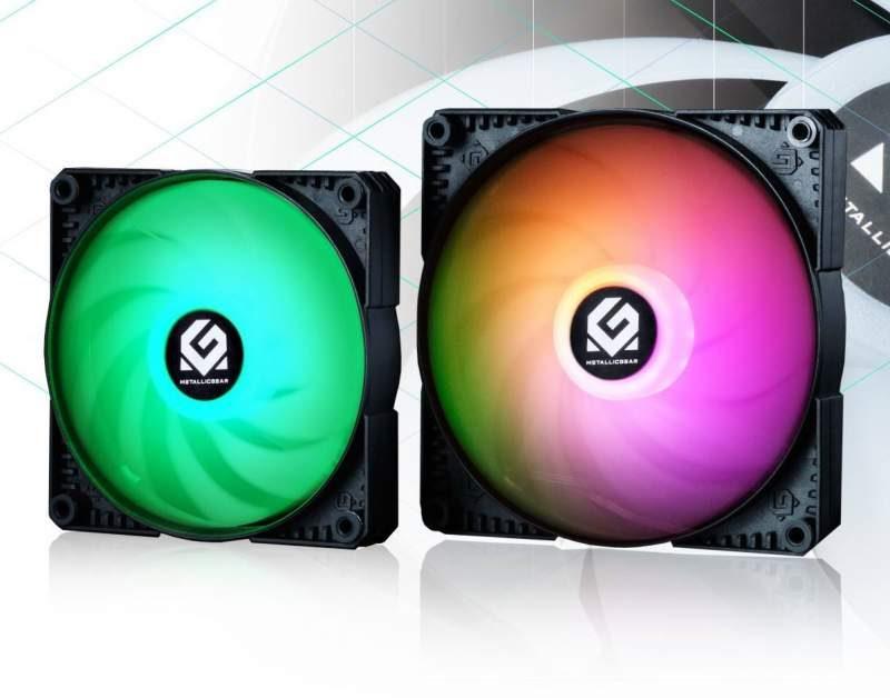 MetallicGear Announces New Skiron Fan Series